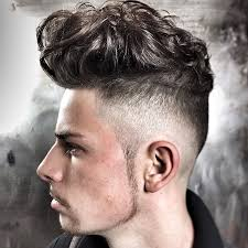 textured top faded sides 60 new haircuts for men