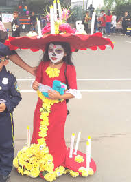 la muerte costume creative la muerte girl costume costume yeti