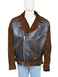 biker jacket route 66 billy connolly motorcyle leather jacket instylejackets
