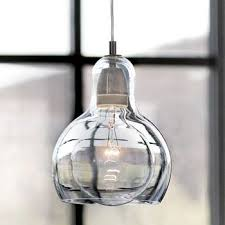 contemporary mini pendant lights contemporary mini pendant lighting mouth blown glass modern mini