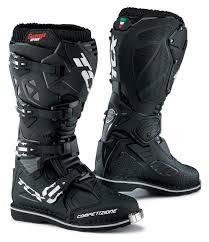 motorcycle gear boots tcx comp evo boots revzilla