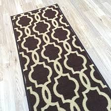 Kitchen Rugs With Rubber Backing Stunning Rubber Backed Runner Rugs 2pcs Carvapet Non Slip Kitchen