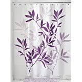 Purple Bathroom Curtains Purple Shower Curtains Hooks Liners Bathroom