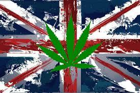 Pot Flag Legalising Pot In The U K United Kingdom Marijuana Legalisation