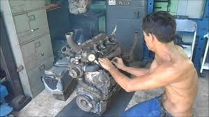 montando o motor perkins do mf 65x youtube