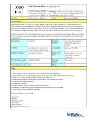 layout artist job specification flash animator 3d artist job description template by bayt com