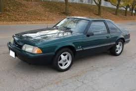 1991 lx 5 0 mustang 1991 ford mustang lx 5 0l hatchback supercharged