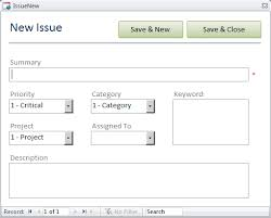 it issue report template free issues database template issues tasks database templates