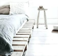 wooden crate bed frame u2013 tappy co