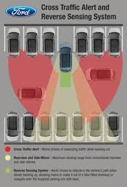 Blind Spot Alert Ford To Offer New Blind Spot And Hazard Detection In 2009 Autoblog