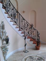 Wrought Iron Stair by Wrought Iron Stair Railing Diy Wrought Iron Railings U2013 Stair