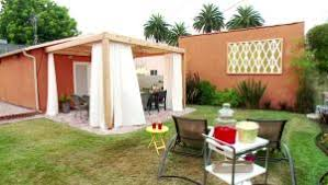 Backyard Movie Theatre by Outdoor Projects Hgtv