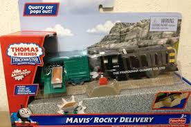 mavis rocky delivery x0762 trackmaster and friends
