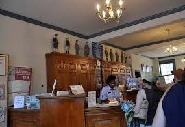 bureau de poste restaurant philadelphie le 4 août premier bureau de poste d intérieur des