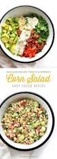 Ina Garten Salad Recipes by Best 20 Corn Salad Recipes Ideas On Pinterest Summer Corn Salad