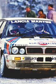 martini livery lancia 386 best lancia delta images on pinterest lancia delta rally