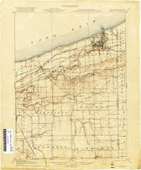 Franklin Ohio Map by