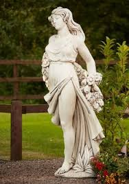 garden statue classic garden a touch of in the garden