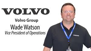 volvo group global 2015 leadership awards showcase wade watson vp of operations