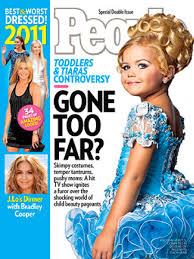 Toddlers And Tiaras Controversies Business Insider - are child beauty pageants are out of control magcrit blog