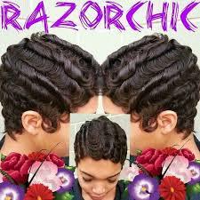 black hairstyles ocean waves the black barber finger wave hairstyles for black hair