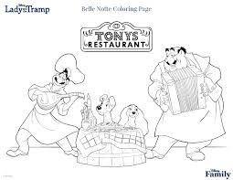 february 2017 printable calendar u0026 coloring sheet disney family