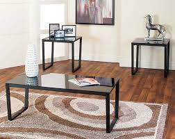 coffee table contemporary 3 piece coffee table sets under 200 3