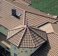 Tile Roofing Materials Metal Slate Or Tile Roof What To Choose