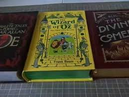 Barns An Barnes And Noble Collectible Edition Divine Comedy Wizard Of Oz