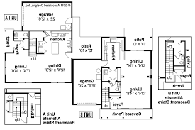 small duplex floor plans country house plans vernon 60 019 associated designs