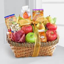 gift basket warmhearted wishes fruit gourmet kosher gift basket