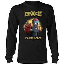 drake fake love metal tee usd 17 59 we ship worldwide