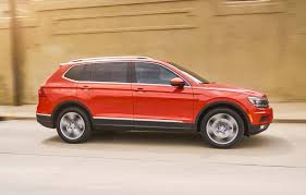 volkswagen tiguan 2018 interior 2018 vw tiguan exterior and interior review my car 2018 my car