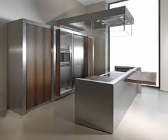 Stainless Steel Kitchen Wall Cabinets Stainless Steel Kitchen Shelves Kitchen Cabinet With Built In