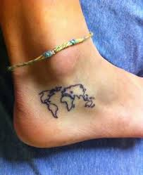 the 25 best small ankle tattoos ideas on ankle