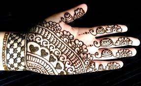 simple eid henna easy and mehendi design