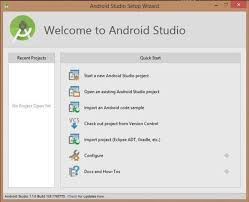 install android studio mobile computing wireless communication