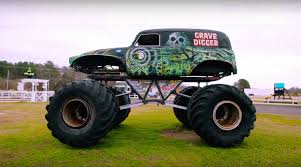 grave digger the legend monster truck this is a grave digger and you have to know more about it