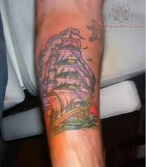 ship tattoo images u0026 designs