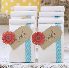 paper favor bags summer party ideas paper source favor bags and summer