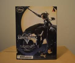 kingdom hearts halloween town background kingdom hearts ii play arts kai sora halloween town version