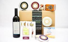 wine and cheese gifts that s caring gifts that give back onehope wine cheese gifts
