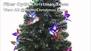 small decoratedber optic treesmall tree