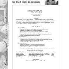resume exles with no work experience resume exles for with experience copy no experience resume