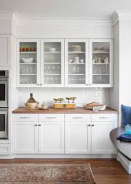 shaker kitchen cabinet doors with glass modern white kitchen reveal featured by monogram appliances