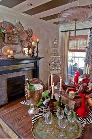 atlanta real estate norcross holiday tour home tells bohemian story