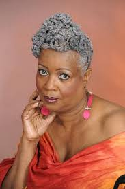 gray hair styles african american women over 50 ideas about natural hairstyles for black women dreadlocks cute