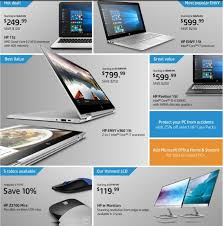 best black friday deals laptops 2016 hp black friday deals 2016 u2013 full ad scan the gazette review