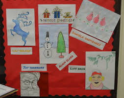 polk county schools recognizes five christmas card artists the