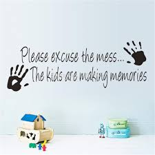 aliexpress com buy making memories vinyl wall sticker home decor